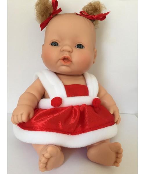 Berbesa Perfumed Santa Baby Doll, 26cm