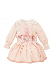 Little Darlings Dress Feeling Peachy